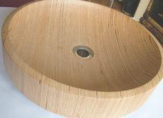 le lavabo en bois | DESIGN EPICENTRUM