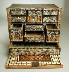18th Century, Spanish, Desk