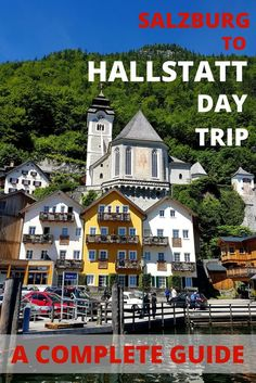 Plan your Salzburg to Hallstatt day trip with this detailed guide. It's guaranteed to answer all your questions about getting from Salzburg to Hallstatt, the picture-perfect town on the shores of Lake Hallstatt in Austria. Backpacking Europe, Europe Travel Guide, Travel Guides, Travel Destinations, Traveling Tips, Travel Trip, Travel Hacks, Travelling, Innsbruck