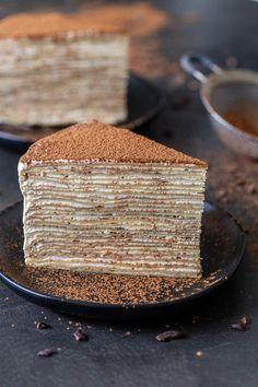Tiramisu Recipe, Tiramisu Cake, Fun Desserts, Delicious Desserts, Yummy Food, Italian Desserts, Sweet Recipes, Cake Recipes, Dessert Recipes
