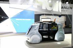 Auf der diesjährigen CEBIT präsentiert Volkswagen die Sport-Version der im März 2017 vorgestellten virtuellen Studie.