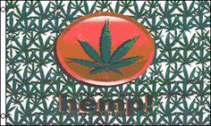 Hemp! Marijuana 3' x 5' Pot Flag