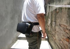 Sling Bag. Bum Bag. Leather Bag. PDF Pattern. Leather fanny pack. Leather Fanny Pack, Leather Backpack, Leather Wallet, How To Make Leather, Leather Bag Pattern, Small Notebook, Wallet Pattern, Bum Bag, Pdf Patterns