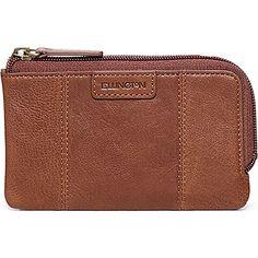 Ellington Handbags Eva Smart Phone Case Cognac - Ellington Handbags Personal Electronic Cases