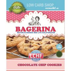 Chocolate Chip Cookies 219 g, Bagerina