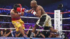 Boxe, Mayweather vince l'incontro del secolo; Pacquiao si arrende ai punti