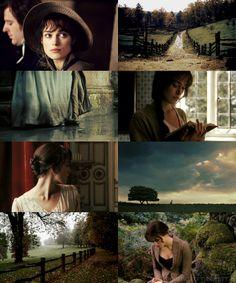 Elizabeth Bennet - Pride and Prejudice Pride & Prejudice Movie, Jane Austen Movies, Fantasy Magic, Becoming Jane, Matthew Macfadyen, Mr Darcy, Film Serie, Period Dramas, Movies Showing