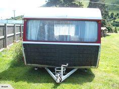 1974 4.5m Alpha Caravan   Trade Me