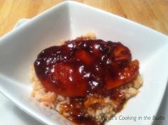 What's cooking in the burbs: Slow Cooker Apricot Chicken