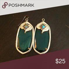 Kendra scott earrings Bought a year ago online. One is missing a hook. Kendra Scott Jewelry Earrings
