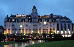 Grand Hotel Oslo!