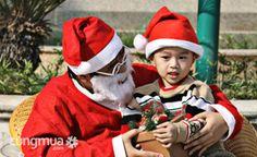Cungmua - Đón Giáng Sinh thêm nhiều niềm vui, mang đến cho những người thân yêu của bạn những bất ngờ và hạnh phúc với dịch vụ ông già Noel giao quà tận nhà. Chỉ 59.000đ cho trị giá 120.000đ