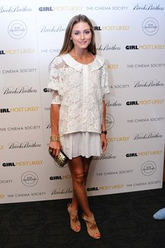 Olivia Palermo - 'Girl Most Likely' Screening in NYC | http://getthelookoliviapalermo.blogspot.com.es/