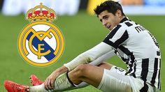 Álvaro Morata regresa al Real Madrid por 30 millones