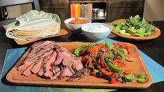 Rezept: Steak Fajitas (DCL)