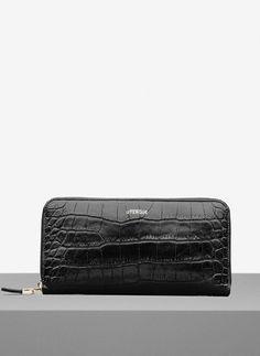 Crocodile wallet