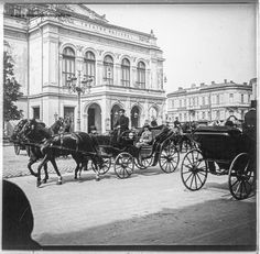 Palatul Regal, Bucuresti, 1913 Fade To Black, Black And White, Romanian Royal Family, Little Paris, Bucharest Romania, Time Travel, Old Photos, Croatia, Denmark
