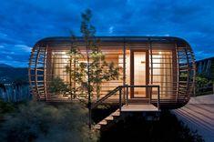 Fincube - Sustainable & Transportable House   iDesignArch   Interior Design, Architecture & Interior Decorating