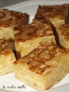 Our Recipe: Tortilla potatoes and onions