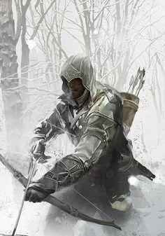 #AssassinsCreed3 #AssassinsCreedIII #Connor  Síguenos en Twitter @TS_Videojuegos y en www.todosobrevideojuegos.com