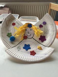 & Paper Plate Princess Craft | Princess crafts