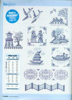 Cross Stitch Crazy 045 апрель 2003