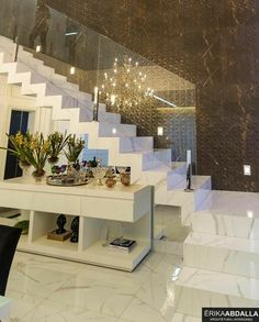 Closest design to actual stairs, stylish closed shoe rack behind main door, add landing to stairs