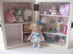 ARTISLUNA MINIATURAS by Charo Valle: CAJITA-BAUL/LITTLE BOX-TRUNK