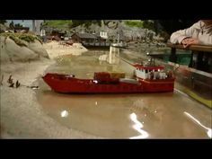 ▶ Nordostseewoche 2014 Vol 2- rc model ships at the Miniatur Wunderland - YouTube