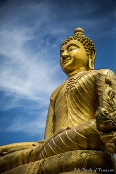 Buddha Statue in Phuket, Thailand by LifeOutsideofTexas.com