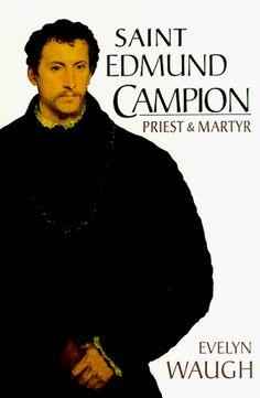 Saint Edmund Campion: Priest & Martyr by Evelyn Waugh http://www.amazon.com/dp/0918477441/ref=cm_sw_r_pi_dp_o3qSwb0VYYAAQ