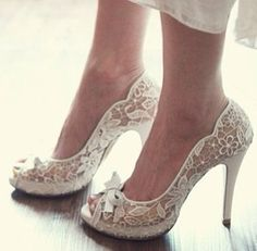 Valentino | wedding high shoes