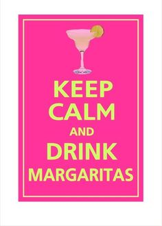 margaritas can fix many things