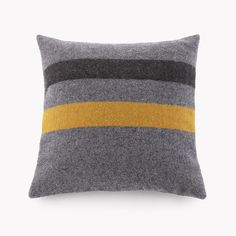 Foot Soldier Wool Pillow Case