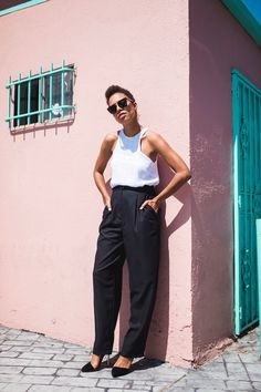 Style Me Grasie / friday chic http://ift.tt/2vMBWrB // see more at bestfashionbloggers.com