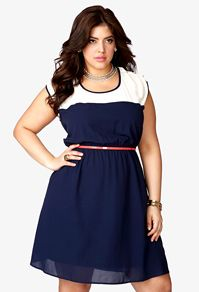 Womens Plus Size Clothing at Forever 21+ i love , this dress.
