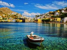 Island of Leros via FB# travel 2 Greece Places Around The World, Oh The Places You'll Go, Places To Travel, Places To Visit, Around The Worlds, Beautiful Islands, Beautiful Places, Ikaria Greece, Yacht Charter Greece