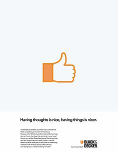 Black&Decker: Thoughts