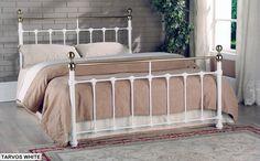 Tarvos Metal Bed
