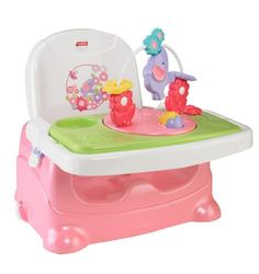 Fisher-Price Pretty in Pink Booster Seat, Elephant Fisher-Price http://www.amazon.com/dp/B00IVNEHLQ/ref=cm_sw_r_pi_dp_o5kcub0W0Q05F