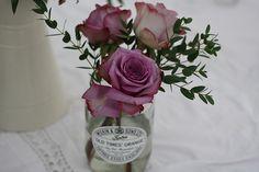 Vintage Roses | Wedding Flowers - http://herbigday.net/vintage-roses-wedding-flowers/