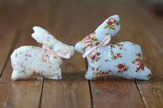 DIY bunnies!   Sitrende.net / http://tirilhauan.net