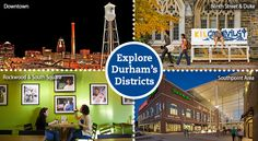 Summertime means live music, sunshine and things to do around town. Explore Durham's Districts by starting with Brightleaf Square and attending one of the many free concerts hosted during the Brightleaf Square Concert Series.