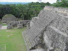 Caracol in Belize - simply amazing!