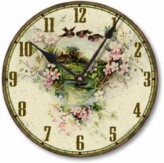 Item C2038 Vintage Victorian Style 10.5 Inch Country Cottage Clock Fairy Freckles Studios,http://www.amazon.com/dp/B0038HYCF6/ref=cm_sw_r_pi_dp_0J6atb1Y1CTK9FG2