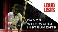 News Videos & more -  Music Videos - 10 Rock + Metal Bands That Play Weird Instruments - #Philippines #India #Canada #Music #Videos #News