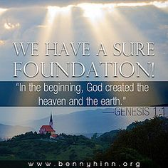 Genesis 1:1 by Benny_Hinn, via Flickr