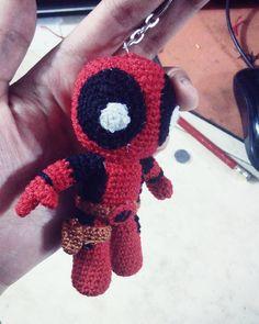 L .... #deadpool #amigurumi #crochet by _antipodas