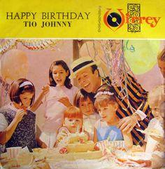 """""""Happy Birthday Tío Johnny"""" - 1965."""