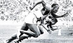Hitler intended the 1936 Olympics in Berlin to be a showcase of Aryan supremacy. Jesse Owens of the United States shattered that dream by winning four gold medals. 1936 Olympics, Berlin Olympics, Summer Olympics, Tommie Smith, Jesse Owens, Jimmy Carter, Track And Field Events, Olympic Records, James Cleveland